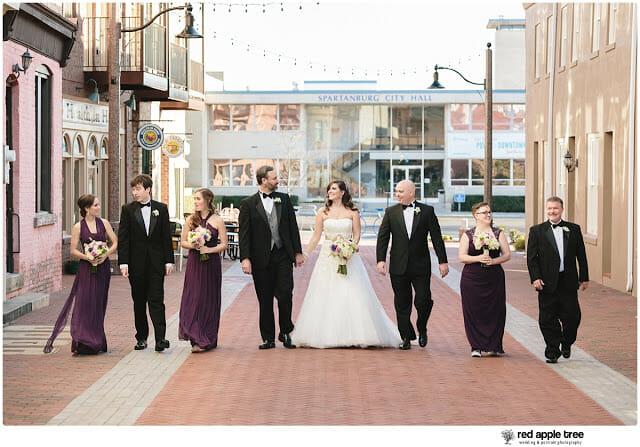 Wedding Portrait Bridal Party 2