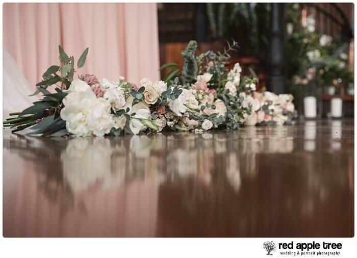 Wedding flower Close Up
