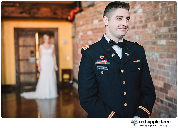 Groom with Wedding attire