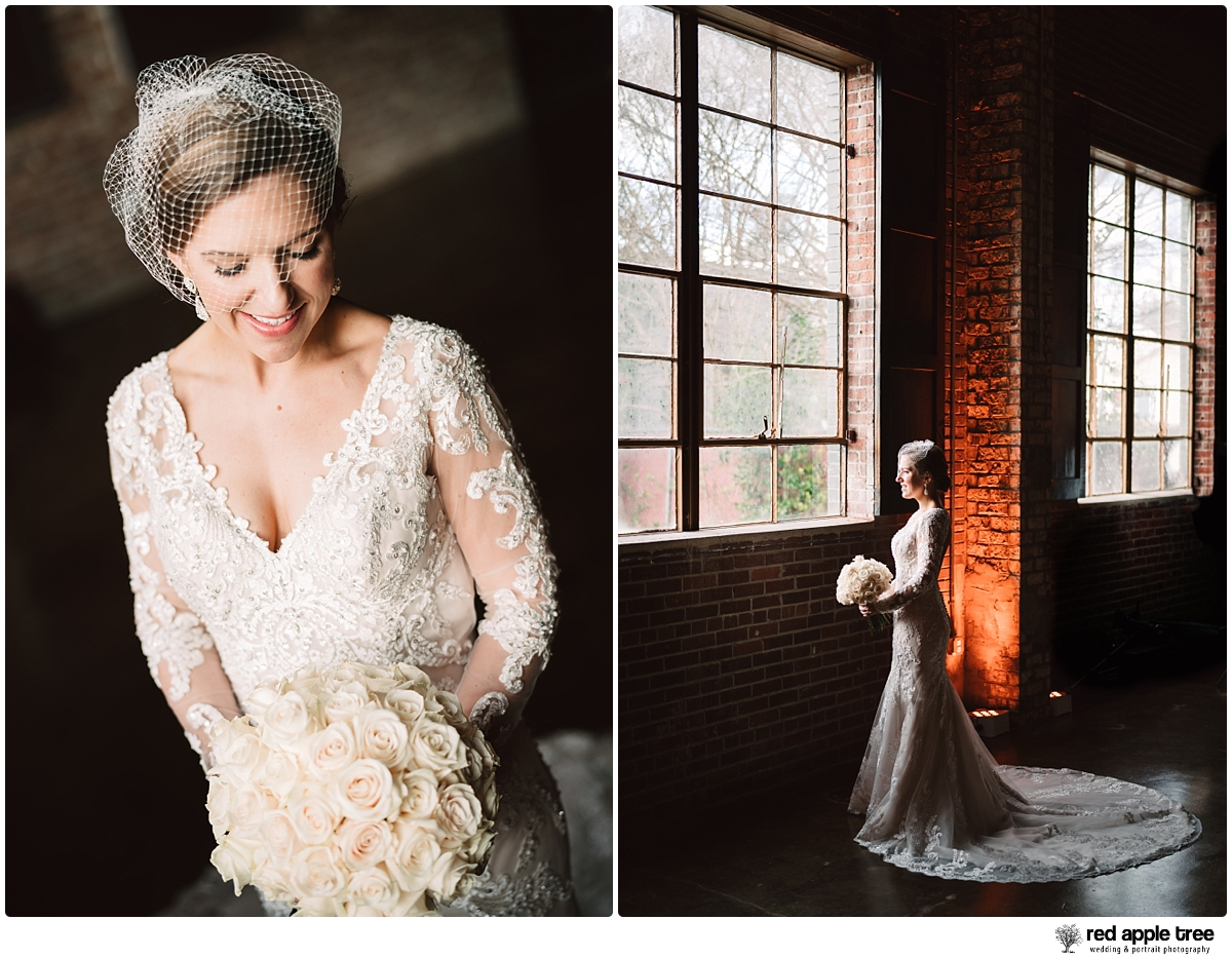 Bride Wedding Portrait 1
