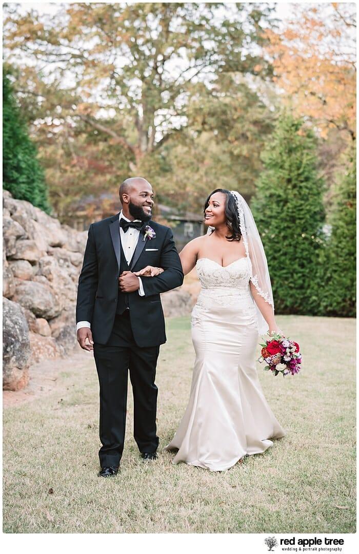 Bride and Groom wedding 1