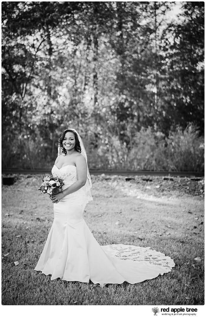 Bride Wedding portrait 2