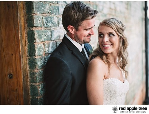 Callie + Britt's Wedding | Old Cigar Warehouse | Greenville, SC