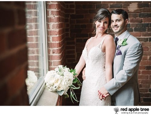 Ally + Brandon's Wedding | Huguenot Loft | Greenville, SC