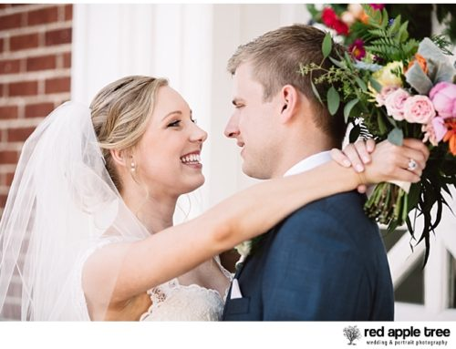 Evan + Justin's Wedding | The Upper Room | Greenville, SC