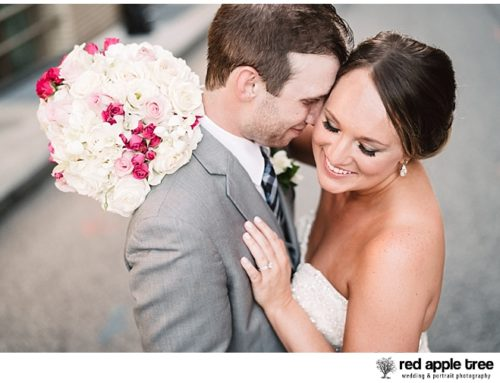 Laura + Alex's Wedding | The Westin Pointsett | Downtown, Greenville
