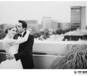 Courtney + Ryan Wedding | The Avenue | Greenville, SC